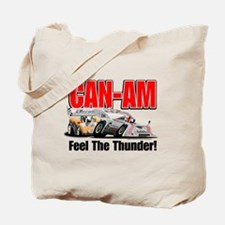 Can-Am Feel The Thunder Tote Bag