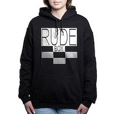 Rude Boy Women's Hooded Sweatshirt