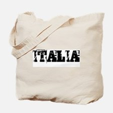 ITALY TRASHED Tote Bag