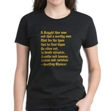Chaucer's Knight Tee