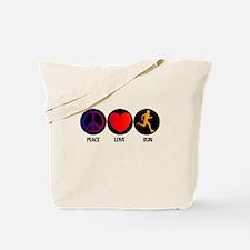 PLRUN Tote Bag
