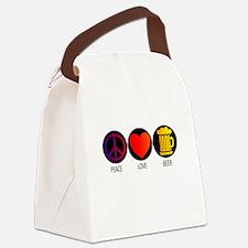 PLBEER Canvas Lunch Bag