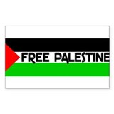 Free palestine sticker Single