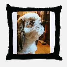 My cutie Throw Pillow
