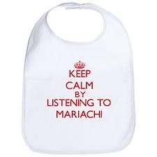 Funny Mariachi Bib