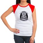 Missouri Highway Patrol Women's Cap Sleeve T-Shirt