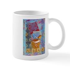 Infinite Love And Gratitude Mugs