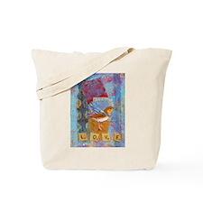 Infinite Love And Gratitude Tote Bag