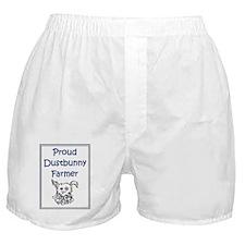 Dustbunny Farmer  Boxer Shorts