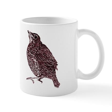 American Robin Bird Mug