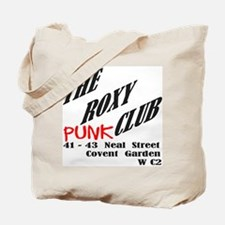 The Roxy Punk Club Tote Bag