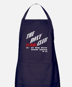 The Roxy Punk Club Apron (dark)