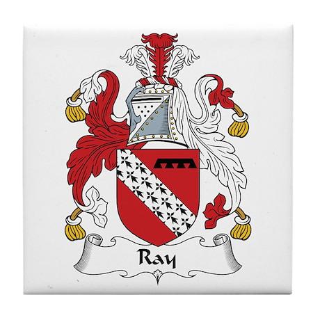 Ray Tile Coaster