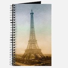 The Eiffel Tower In Paris Journal