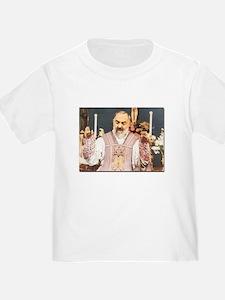 Padre Pio Stimma T-Shirt