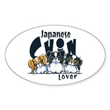 Japanese Chin Lover Decal