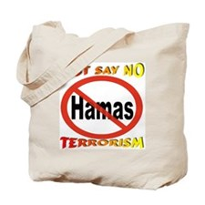 No Hamas International Symbol Tote Bag