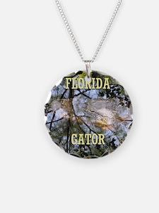 FL Alligator 001 Necklace