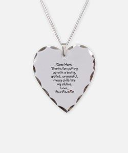 The Favorite Child Necklace