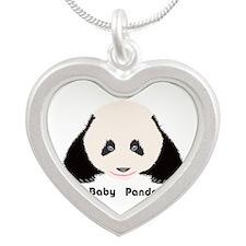 Baby Panda Necklaces