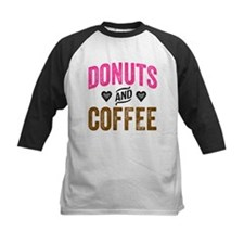 Donuts & Coffee Baseball Jersey