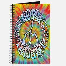 Unique Dye hippie Journal