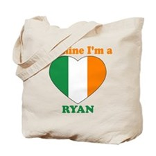 Ryan, Valentine's Day Tote Bag