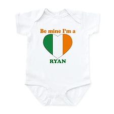 Ryan, Valentine's Day Infant Bodysuit