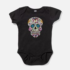 Cute All souls day Baby Bodysuit