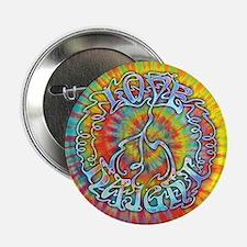 "Love-Peace-Haight 2.25"" Button"