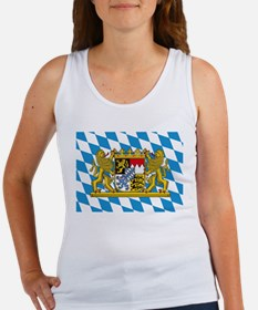 Bavaria Flag Tank Top