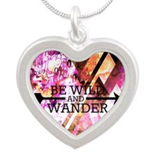Be Wild and Wander Necklaces