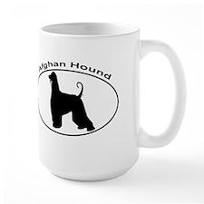 AFGHAN HOUNDS RULE Mugs