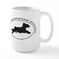 AFGHAN HOUND Coursing Mugs