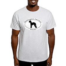 BEDLINGTON TERRIERS RULE T-Shirt
