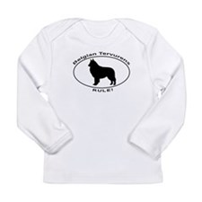 BELGIAN TERVURENS RULE Long Sleeve T-Shirt