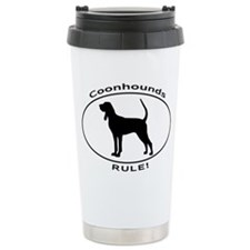 COONHOUNDS RULE Travel Mug