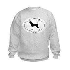 BLUETICKS RULE Sweatshirt