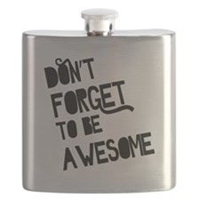 Don't Forget To Be Awesome Flask