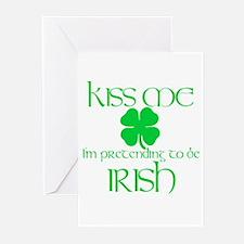 Sorta Irish Greeting Cards