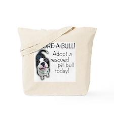 Adore-A-Bull! Pit Bull Tote Bag