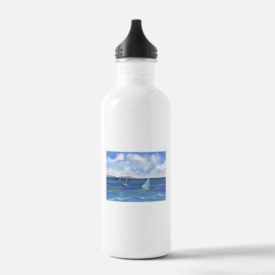 Cute Peaceful Water Bottle