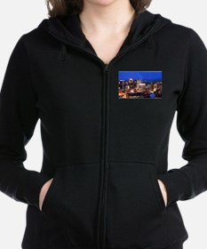Downtown Birmingham, AL Women's Zip Hoodie
