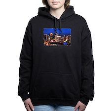 Downtown Birmingham, AL Women's Hooded Sweatshirt
