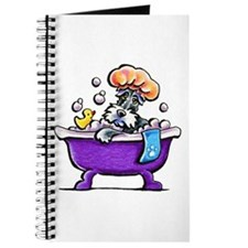 Schnauzer Bath Journal