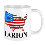 Larion Family Coffee Cup