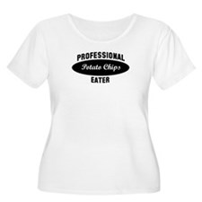 Pro Potato Chips eater T-Shirt