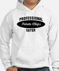 Pro Potato Chips eater Hoodie