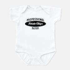 Pro Potato Chips eater Infant Bodysuit