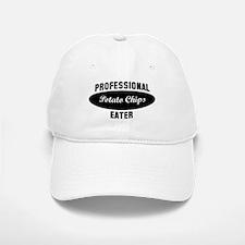 Pro Potato Chips eater Baseball Baseball Cap